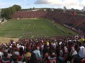 Com casa cheia, Vitória vence na estreia da nova camisa - Leão é o lider das últimas 11 rodadas da Série B.