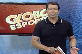 Assista à íntegra do Globo Esporte desta segunda-feira (08.10.12) - Nesta edição, confira como foi a goleada sofrida pela Treze para o Paysandu pela Série C do Brasileirão. E mais: a primeira parte de uma reportagem especial sobre a carreira do paraibano Mazinho.
