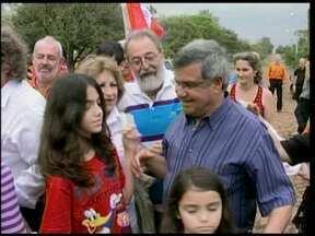 Disputa acirrada em Garruchos - Poucos votos fizeram a diferença no resultado final.