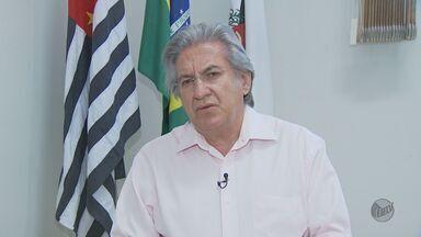 Nelson Brambilla, reeleito prefeito em Araras, comenta expectativas para o próximo mandato - Nelson Brambilla, reeleito prefeito em Araras, comenta expectativas para o próximo mandato.