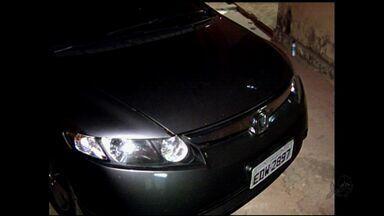 Prefeito reeleito de Antonina do Norte é detido em carro clonado - Prefeito diz que usava carro emprestado de amigo.