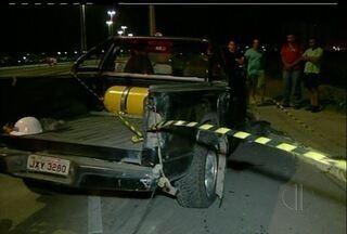 Dois acidentes graves terminam em morte no Norte Fluminense - Ao todo, seis pessoas morreram na noite desta terça-feira (9).