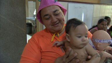 Crianças ganham dia de diversão no Iprede - Dia especial é o 'presente' do Dia das Crianças.
