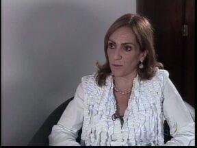 Vereadora Angela de Mello Nasser é primeira mulher eleita prefeita em Tibagi - Ela falou ao Paraná TV sobre os planos para o mandato
