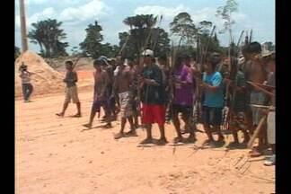 Justiça pede desocupação de canteiro de Belo Monte - Porém, pede que índios sejam retirados pacificamente com o apoio do Ministério Público e da Fanai.