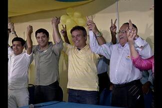 Zenaldo Coutinho acerta parceria com Jeffeson Lima para o segundo turno em Belém - Nova coligação foi anunciada nesta quarta-feira (10).