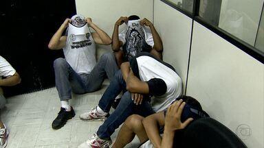 Torcedor é baleado durante briga em bar em Belo Horizonte - Confusão foi no bairro Barro Preto.