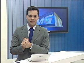 Veja os destaques do MGTV 1ª edição em Uberaba desta segunda (15) - Veja os destaques e notícias desta segunda-feira