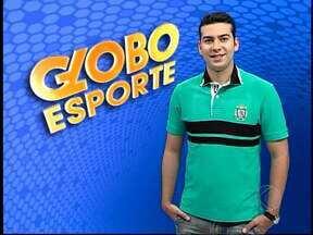 Globo Esporte - TV Integração 15/10/2012 - Confira o que vai ser notícia no programa desta segunda-feira