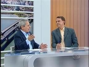 No final de semana, Figueira perde e Avaí vence - Os comentaristas Miguel Livramento e Roberto Alves comentam a rodada da dupla da Capital.