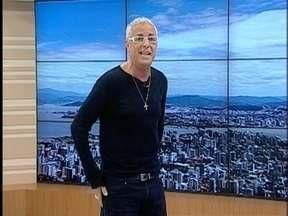 Confira o comentário de Cacau Menezes - Cacau fala de notícias variadas nesta segunda-feira.