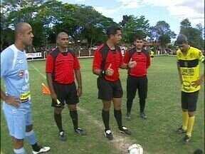 Goleadas marcam Amador no fim de semana - Só o Baby do Flamengo marcou cinco gols