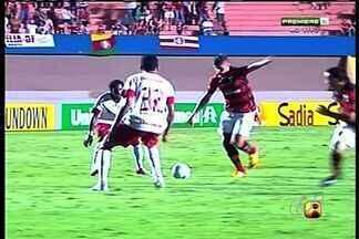 Atlético-GO surpreende e vence o Inter no Serra Dourada - Dragão bateu o Colorado gaúcho por 3 a 1 e ganhou um sopro de esperança.