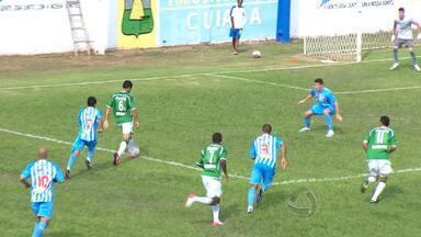 Cuiabá não segura e o Paysandu consegue o empate - Ainda não foi desta vez que o Cuiabá chegou a vitória. Jogando em casa, cedeu empate ao Paysandu no fim do jogo.