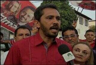Candidato Elmano de Freitas promete políticas públicas para comunidades carentes - Ele disputa a prefeitura de Fortaleza.