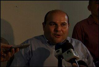 Candidato Roberto Claudio recebe apoio do PC do B - Ele disputa a prefeitura de Fortaleza.