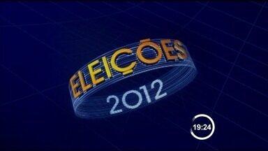 Veja o que fizeram os candidatos em Taubaté (SP) - Ortiz Júnior e Isaac do Carmo apertam o passo em busca de votos.
