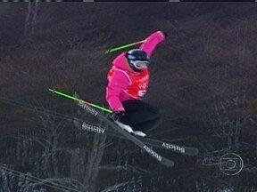 'Fim do Mundo' recebe a Copa do Mundo de esqui slopestyle, nova modalidade olímpica - Cidade de Ushuaia, na Argentina, é a mais ao sul do planeta e conhecida como 'Fim do Mundo'. Modalidade entrou para os Jogos Olímpicos de inverno e atrai esquiadores mais jovens para o esporte.