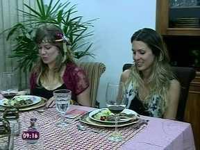 Anfitrião minucioso e bom chef, Calebe é visto como concorrente difícil de superar - 'Vai ser muito complicado, apesar de eu ter minhas estratégias', admite Marina