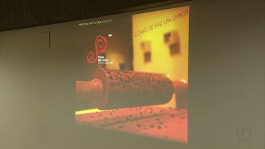 Fórum das letras vai promover diálogo entre autor e público - Evento será realizado em Ouro Preto
