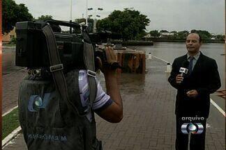 TV Anhanguera de Porangatu completa nove anos - A TV Anhanguera de Porangatu completa nove anos no ar. A emissora cobre 15 municípios da região norte de Goiás.