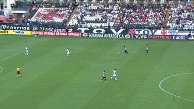 Atlético-MG empata com o Vasco no Rio de Janeiro - Jogo ficou 1X1.
