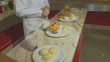 Falta de café da manhã prejudica rendimento escolar - De acordo com pesquisa, não tomar café da manhã prejudica o rendimento escolar e atrapalha os estudos.
