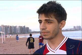 Torcedores capixabas opinam sobre o Campeonato Brasileiro - Com o Fluminense campeão, capixabas comentaram a temporada.