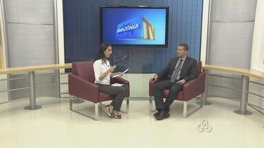 Segurança pública de Rondônia foi tema da entrevista do Amazônia TV - Em enrevista o secretário de justiça, Marcelo Bessa, deu esclarecimentos sobre a situação do estado.