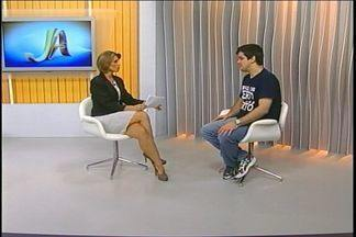 Especialista em técnicas de aprendizagem esteve no JA - Felipe Lima falou sobre memorização em entrevista ao vivo