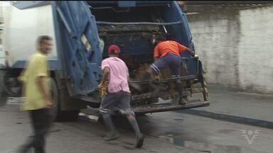 Greves continuam em cidades da Baixada Santista, SP - Paralisações atingem serviços de ônibus municipais em Cubatão e empresas de distribuidoras de gás.
