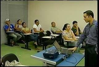 Centro Vocacional Tecnológico de Montes Claros investe na qualificação profissional - Centro Vocacional Tecnológico de Montes Claros investe na qualificação profissional.
