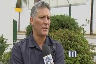 Márcio Bittencourt prepara a Águia do Vale para a A2 de 2013 - Novo técnico do São José fala sobre a expectativa de comandar o time de sua cidade natal.