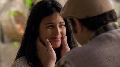 Demir sugere que Tamar fuja com ele - Ela aceita na hora a proposta. Eles se beijam. Esma e Kemal se revoltam com Sarila, por ela querer seguir os costumes. Zyah observa Bianca de longe