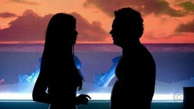 Como Aproveitar o Fim do Mundo - Episódio do dia 15/11/2012, na íntegra - Kátia e Ernani vão a restaurante de comidas exóticas, Kátia fica com dor de barriga, vão parar num motel e Ernani propõe que façam sexo casual