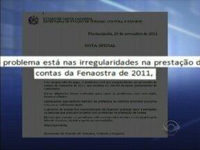 Depois de 13 anos, Fenaostra está cancelada em Florianópolis - Depois de 13 anos, Fenaostra está cancelada em Florianópolis.
