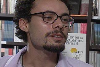 Escritor Thomaz Viana lança em João Pessoa livro sobre contos do cotidiano - Veja mais sobre o livro e o lançamento na capital paraibana.