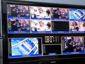 Especial 40 anos mosta como a TV Clube entra na era da tecnologia digital - Veja como foi a evolução das imagens até chegarmos ao padrão de qualidade que você assiste na sua casa
