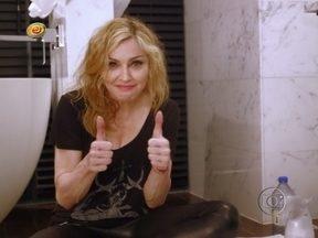 'Meu show é uma jornada da alma', diz Madonna - Cantora fala sobre sua turnê, mas reclama confessa que está precisando de férias