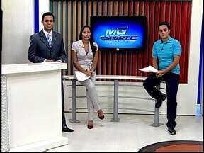 MG Esporte - TV Integração -27/11/2012 - Confira as notícias do esporte no programa regional da TV Integração