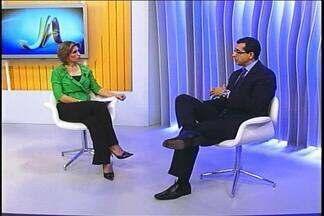 No dia mundial de prevenção ao câncer, especialista falou sobre o assunto - Oncologista Rodrigo Villarroel esteve ao vivo no JA