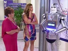 Zorra Total - Programa de 01/12/2012 na íntegra - Divirta-se com essa turma no Metrô Zorra Brasil!