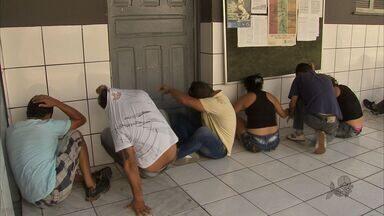 Oito pessoas são presas acusadas de furto e assalto no Centro - Fernando Ribeiro comenta notícia.