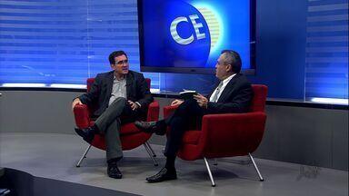 Fortaleza passa por processo de envelhecimento da população, segundo pesquisa - Roberto Maciel entrevista presidente do IPECE, Flávio Ataliba.