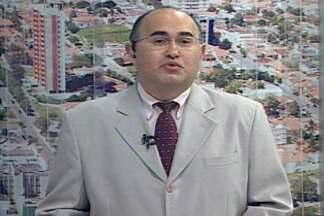 Prefeito e vereadores eleitos em João Pessoa vão ser diplomados hoje - Confira o comentário de Arimatea Sousa
