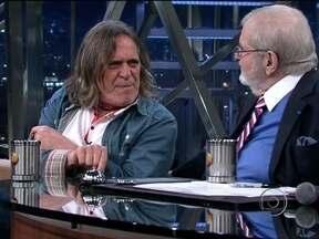 José de Abreu estreia uma nova versão da peça Bonifácio Bilhões - O ator fala sobre o sucesso do personagem Nilo, de Avenida Brasil