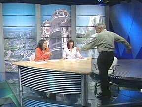 Momentos marcantes destes 50 anos e os nomes que fizeram a televisão no RS - O Globo Repórter mostra os momentos marcantes destes 50 anos e os nomes que fizeram a televisão no RS. A edição desta sexta-feira (14) do Globo Repórter comemora os 50 anos da RBS TV.