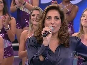 Totia Meireles e Betty Monteiro participam do Divã do Faustão - Brasileiros apresentam problemas que são discutidos no palco do Domingão