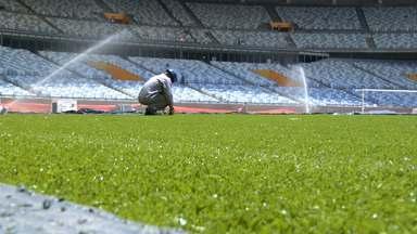 Veja imagens do novo Mineirão - Confira como ficou o estádio de Belo Horizonte