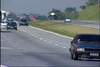 Final de ano deve movimentar estradas - A Polícia Rodoviária deve fazer uma operação de final de ano que começa nesta sexta-feira (21) nas estradas. O horário de pico de trânsito deve começar por volta das 16h.
